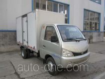 黑豹牌YTQ5027XXYDF1TV型厢式运输车