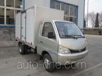 黑豹牌YTQ5027XXYDF5TV型厢式运输车
