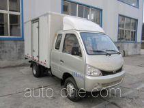 黑豹牌YTQ5027XXYPF1TV型厢式运输车