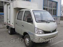 黑豹牌YTQ5027XXYWF1TV型厢式运输车