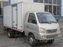 黑豹牌YTQ5031XXYDF5TV型厢式运输车