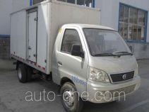 黑豹牌YTQ5030XXYDD5TV型厢式运输车