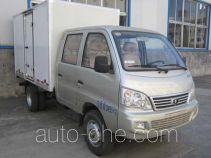 黑豹牌YTQ5030XXYW10FV型厢式运输车