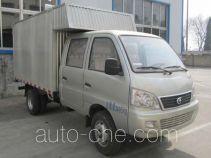 黑豹牌YTQ5030XXYWD5TV型厢式运输车