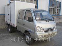 黑豹牌YTQ5031XXYWF5TV型厢式运输车