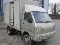黑豹牌YTQ5033XXYDF2TV型厢式运输车