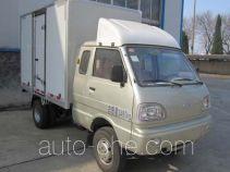 黑豹牌YTQ5033XXYPF1TV型厢式运输车