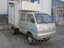 黑豹牌YTQ5033XXYWF1TV型厢式运输车