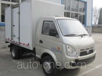 黑豹牌YTQ5035XXYD10TV型厢式运输车