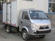 黑豹牌YTQ5035XXYD30GV型厢式运输车