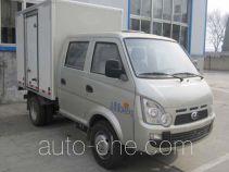 黑豹牌YTQ5035XXYW10TV型厢式运输车