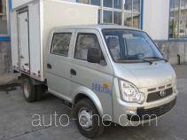 黑豹牌YTQ5035XXYW11TV型厢式运输车