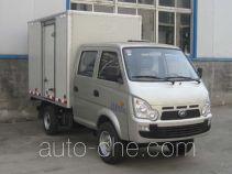 黑豹牌YTQ5035XXYW20GV型厢式运输车