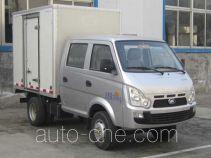 黑豹牌YTQ5035XXYW30GV型厢式运输车