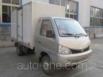 黑豹牌YTQ5036XXYD30GV型厢式运输车