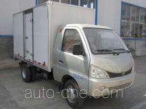 黑豹牌YTQ5036XXYD10FV型厢式运输车