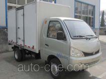 黑豹牌YTQ5036XXYDF5TV型厢式运输车