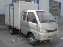 黑豹牌YTQ5036XXYP20FV型厢式运输车