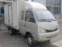 黑豹牌YTQ5036XXYPF1TV型厢式运输车