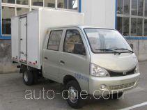 黑豹牌YTQ5036XXYW20FV型厢式运输车