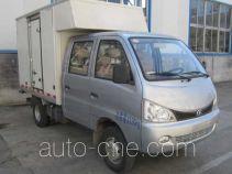 黑豹牌YTQ5036XXYW10GV型厢式运输车