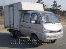 黑豹牌YTQ5036XXYW30GV型厢式运输车