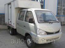 黑豹牌YTQ5036XXYWF1TV型厢式运输车