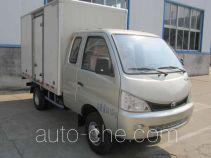 黑豹牌YTQ5046XXYP10FV型厢式运输车