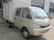 黑豹牌YTQ5046XXYW10FV型厢式运输车