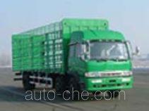 燕台牌YTQ5200CCXYP10K2L11T3型畜禽运输车