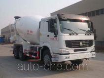 燕台牌YTQ5254GJBA型混凝土搅拌运输车