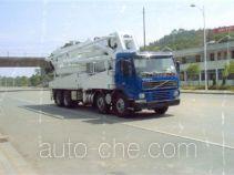燕台牌YTQ5390THB150-42型混凝土泵车