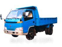 燕台牌YTQ5820D1型自卸低速货车