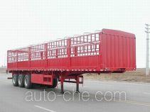 燕台牌YTQ9400CCYP3型仓栅式运输半挂车