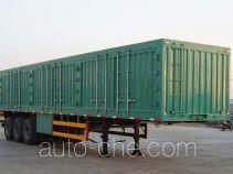 燕台牌YTQ9402XXY型厢式运输半挂车
