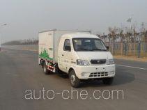 宇通牌YTZ5032XXYBEV型纯电动厢式运输车