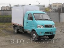 宇通牌YTZ5031XXYBEV型纯电动厢式运输车