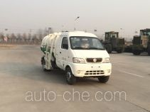 Yutong electric self-loading garbage truck