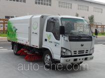 宇通牌YTZ5070TSLZZBEV型纯电动扫路车