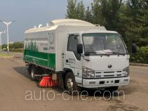 Yutong electric street sweeper truck