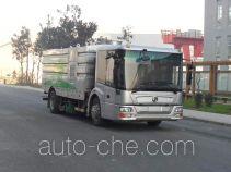 宇通牌YTZ5161TXS20F型洗扫车