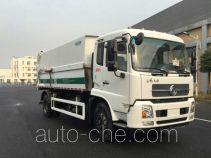 宇通牌YTZ5161ZDJ20D5型压缩式对接垃圾车