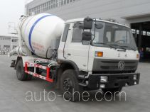 宇通牌YTZ5166GJB20F型混凝土搅拌运输车