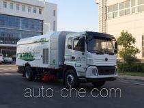 宇通牌YTZ5170TXSZ1BEV型纯电动洗扫车