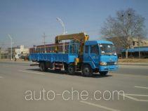 宇通牌YTZ5173JSQ10E型随车起重运输车
