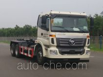 宇通牌YTZ5250ZXX60D5型车厢可卸式垃圾车