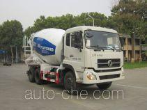 宇通牌YTZ5251GJB20F型混凝土搅拌运输车