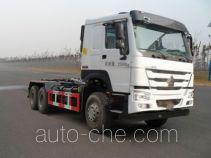 Yutong YTZ5252ZXX40D5 detachable body garbage truck