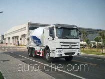 宇通牌YTZ5257GJB40F型混凝土搅拌运输车