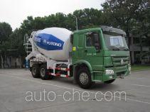 宇通牌YTZ5257GJB41F型混凝土搅拌运输车